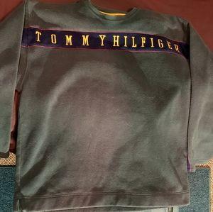 Tommy Hilfiger' mens XL 100% Polyester Sweat shirt